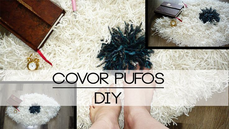 Covor Pufos | DIY | Ep. 3  Your share text