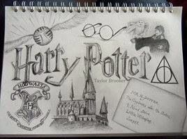 Amazing Harry Potter Art