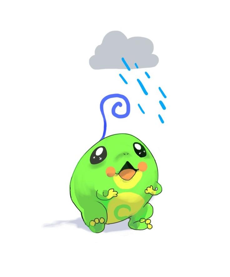 how to make it rain in pokemon ultra sun