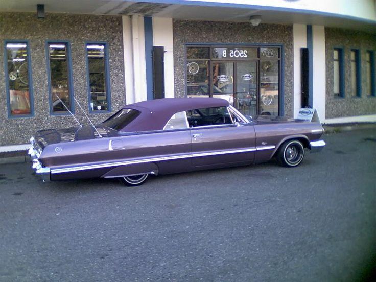 1963 impala convertible cars pinterest impala chevy. Black Bedroom Furniture Sets. Home Design Ideas