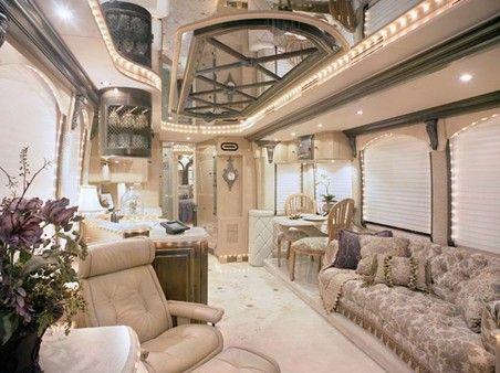 Best 25 Luxury Rv Ideas On Pinterest Luxury Motors