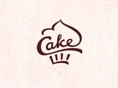 Dribbble - Cake by Veneta Rangelova