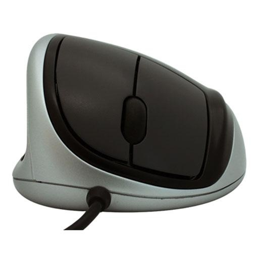 KeyOvation Goldtouch Ergonomic Mouse Left Handed USB. The NEW Goldtouch Mouse is based on the shape of the original Goldtouch Mouse, leveraging the same patented slope angles specified by ergonomists and health safety professionals.  Primary changes in design.