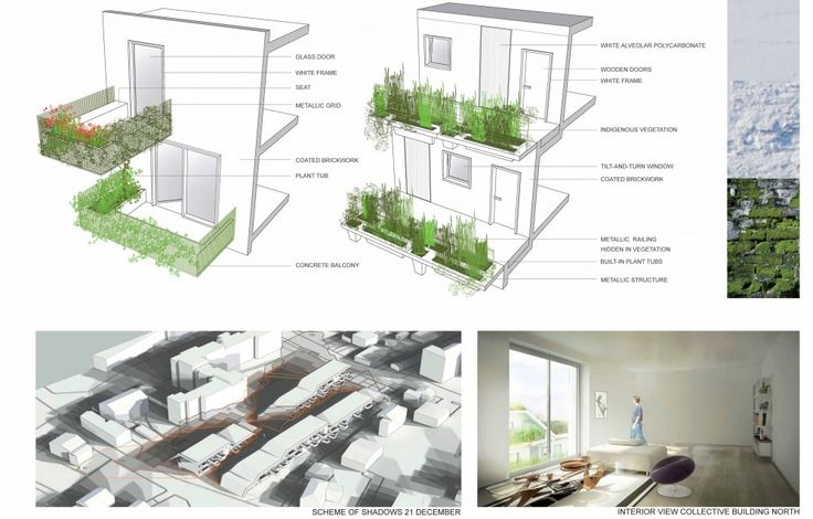 Affordable Green Housing / OFF & Duncan Lewis SCAPE Architecture