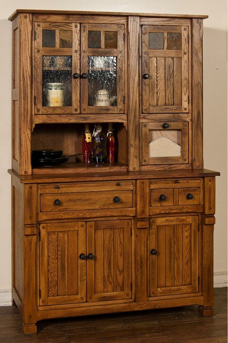 Shop For Sunny Designs Sedona Hutch/Buffet, And Other Dining Room Cabinets  At Carolina Furniture In Amherst, NY.