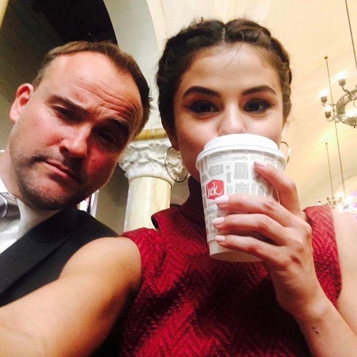 Selena Gomez News — @daviddeluise: @selenagomez So proud of you! Loved...