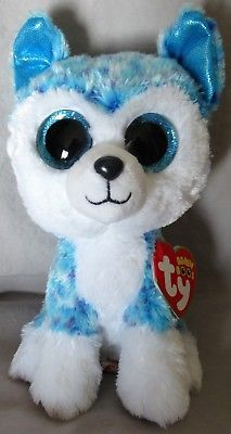 30fcee0c2d9 Ty 19203  Skylar The Husky Dog - Ty 6 Beanie Boos - New W Mint Tags Justice  Exclusive -  BUY IT NOW ONLY   59.75 on  eBay  skylar  husky  beanie   justice   ...