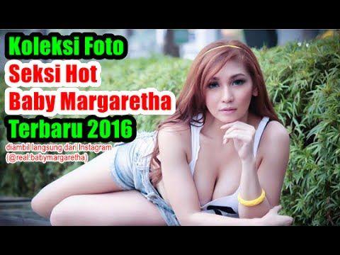 Foto Seksi Hot Baby Margaretha Terbaru  Diambil Dari Instagramrea