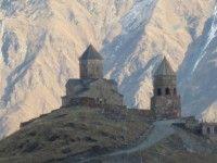 Chrám Svätej Trojice, Kazbegi