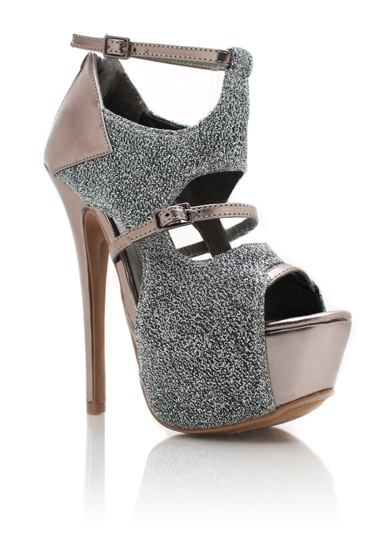cut-out glitter platforms: Cutout Glitter, Beloved Shoes, Shoes Fetish, Glitter Platform, Cut Outs Glitter, High Heels, Sexy Shoes, Shoes Addiction, Shoes Shoes