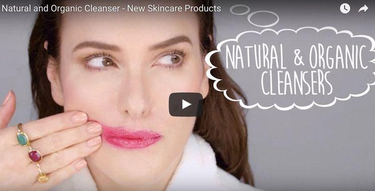 Lisa Eldridge Reviews Natural & Organic Cleansers