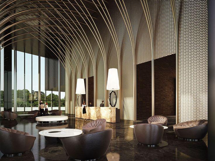 hotel wuxi shanghai china hospitaility arredamento d