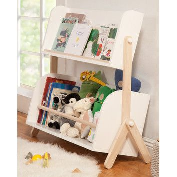 "You'll love the Tally Storage 38.5"" Bookshelf at Wayfair - Great Deals on all Baby & Kids  products with Free Shipping on most stuff, even the big stuff."