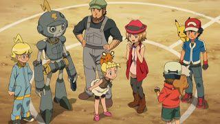 Capitulo 44 Temporada 19: ¡Luchando desde cero!   pokemon xy gba download