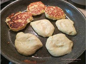Αφράτες και ελαφριές τηγανίτες γιαουρτιού,ζεστές ή κρύες όπως και να τις φας είναι φανταστικές!!! Στο πρωινό με τυριά, με μέλι, με μαρμελάδα, όπως και να φαγωθούν… τρώγονται επίσης φτιάχνοντας σαντουιτσάκια με αλλαντικά! Υλικά: 1 ποτήρι γιαούρτι3 κουταλάκια μπέκιν2 αυγά1/4 ποτηριού ηλιέλαιο1 1/2 ποτήρι αλεύρι1 κουταλάκι αλάτιΛίγο… Αφράτες και ελαφριές τηγανίτες γιαουρτιού,ζεστές ή κρύες όπως και …
