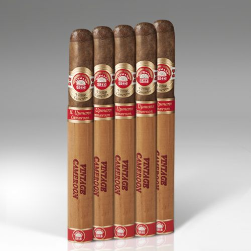 New Online Cigar Deal: H. Upmann Vintage Cameroon Cigar 5-Packs Churchill  7 x 50 – $29.35 added to our Online Cigar Shop https://cigarshopexpress.com/online-cigar-shop/cigars/cigar-5-packs/h-upmann-vintage-cameroon-cigar-5-packs-churchill-7-x-50/ Covered in aromatic cedar sleeves for further aging and tobacco refinement, this big premium handmade Churchill is sure to please. H.Upmann fans will enjoy the big medium-bodied ...