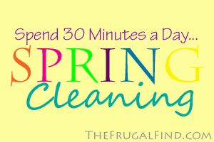 30 Days of Spring Cleaning: Clearing Out Your Wardrobe