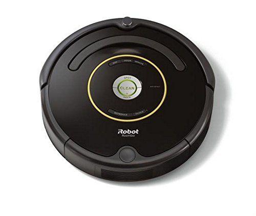 Irobot Roomba 650 Aspirateur Robot Systeme De Nettoyage Dirt Detect