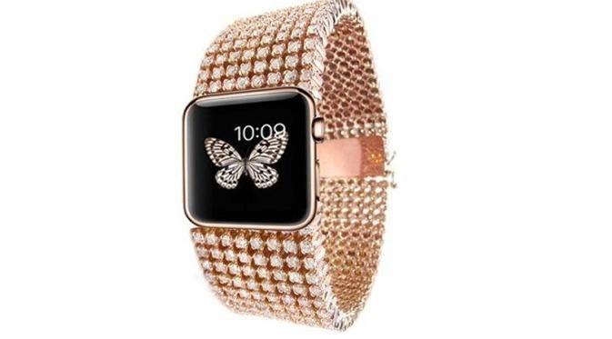 Harga Apple Watch yang fantastis kini muncul dengan banderol sebesar US$ 30.150 atau sekitar Rp 360 juta.