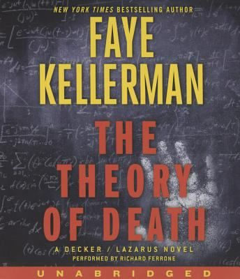 Now living in upstate New York, former LAPD lieutenant Peter Decker is plunged into a bizarre web involving academia, underworld crime, and calculating killers in this compulsive novel in New York Times bestselling author Faye Kellerman's beloved Decker and Lazarus series.