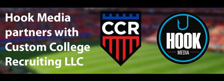 CCR (Custom College Recruiting) partners with #HookMediaAustralia