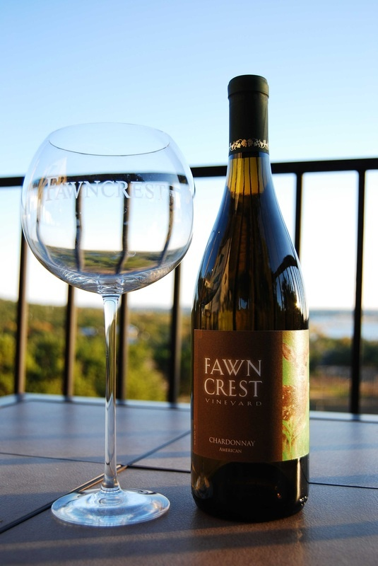 Winery in Canyon Lake, Texas. Fawncrest Vineyard...