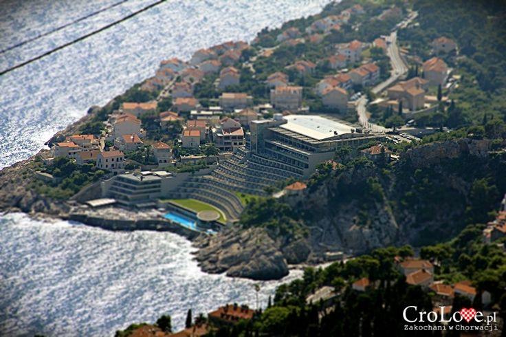 Dubrownik widziany ze wzgórza Srđ || http://crolove.pl/wzgorze-srd-w-dzien-i-w-nocy/ || #Srd# #Dubrownik #Dubrovnik #Chorwacja #Croatia #Hrvatska #Travel #Trip #summer