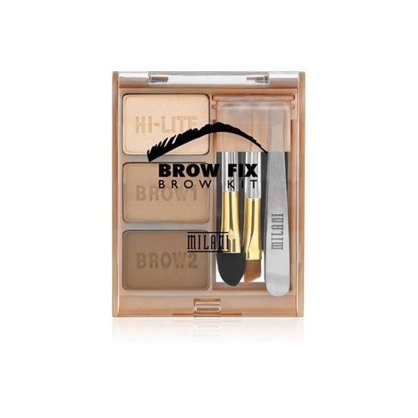 Kit Sourcils Brow Fix Brow Kit MILANI