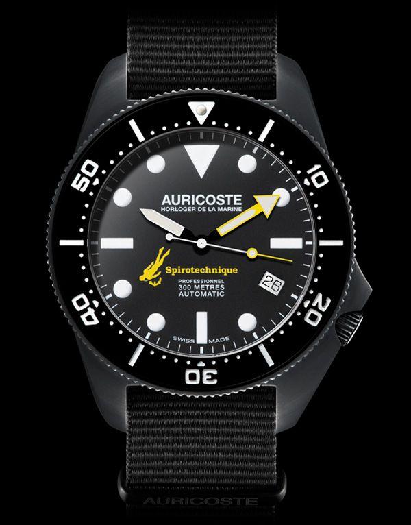 Auricoste | Auricoste Spirotechnique