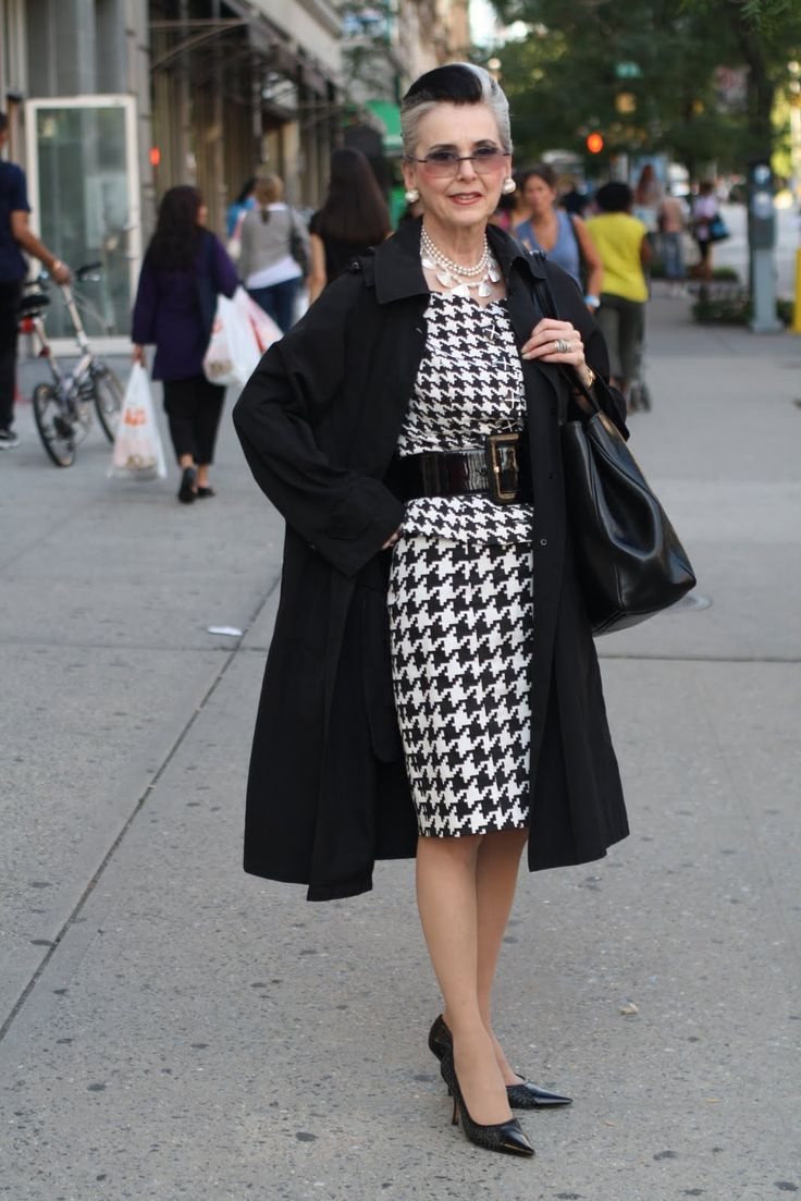 ADVANCED STYLE: Black and White