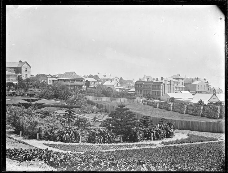 James Fletcher Hospital and gardens, Watt Street, Newcastle (n.d)