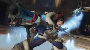 Overwatch Mei Glitch Allows Her To Go Out Bounds of Any Map And Enter Enemy Spawn Rooms