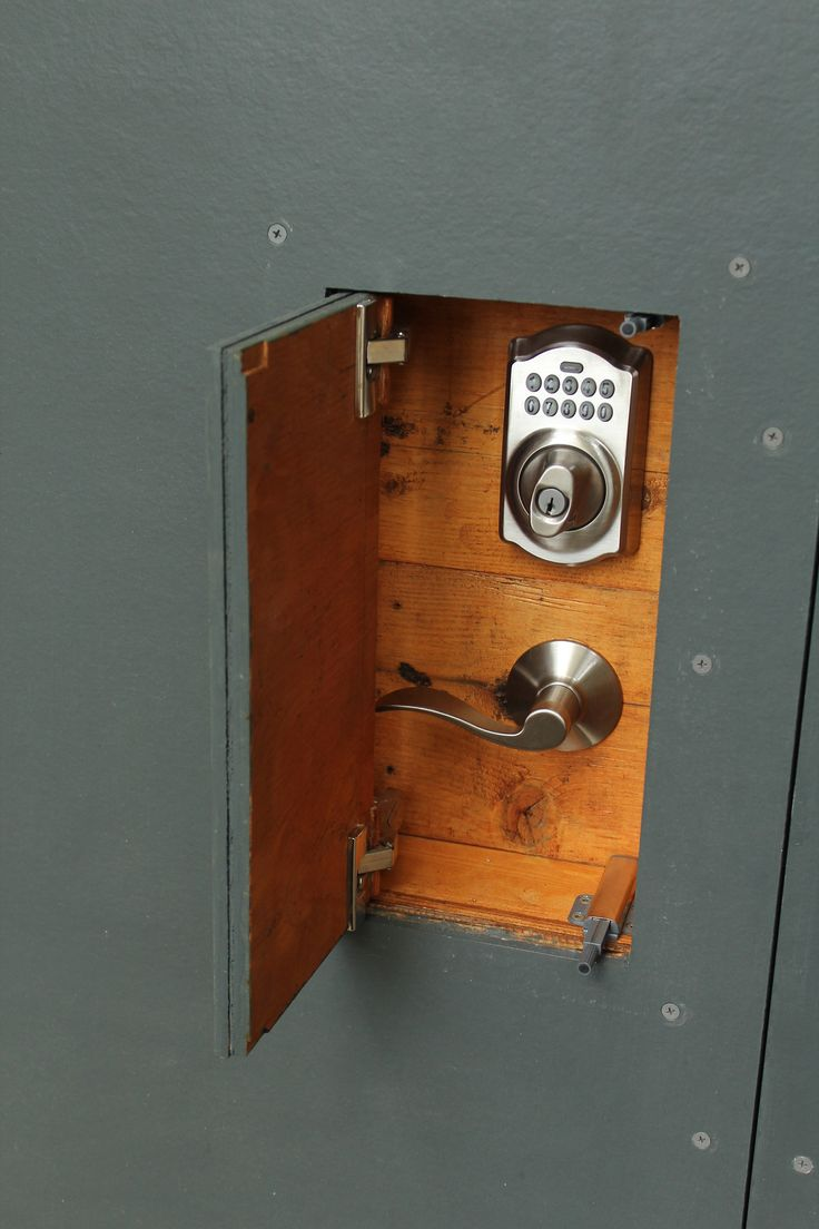 1000 Ideas About Hidden Doors On Pinterest Bookcase