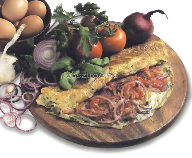 Provence-i omlett | Receptek