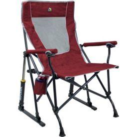 Gci outdoor mossy oak freestyle rocker mesh chair