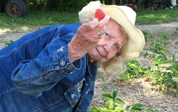Christine Krucki was born in Lublin, Wisconsin, in 1925. She first voted in the 1948 presidential election and has voted ever since. She's an independent who has voted for John F. Kennedy but also Ronald Reagan and George W. Bush.