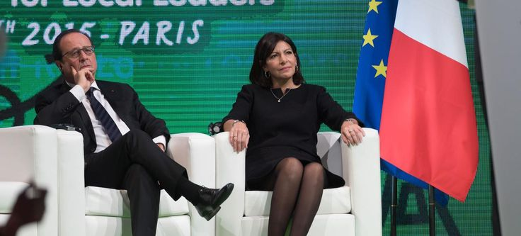 Anne Hidalgo se rêve en Martine Aubry de la gauche