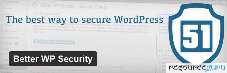 "As the plugin Claims to be  #1 WORDPRESS SECURITY PLUGIN  It is the best Free WordPress Security Plugin. Better WP Security Scan your site, Ban troublesome user agents Bots & hosts, Strengthen server security, Change wp-content path, meta ""Generator"" tag & login error messages, Create and email database backups on a customizable schedule and much more. Refer Plugin page for all features."