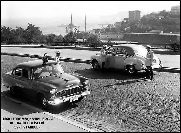 Istanbul in the 50's