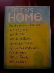 Twitter / ANILAWHITNEY: In this home....we do second ...