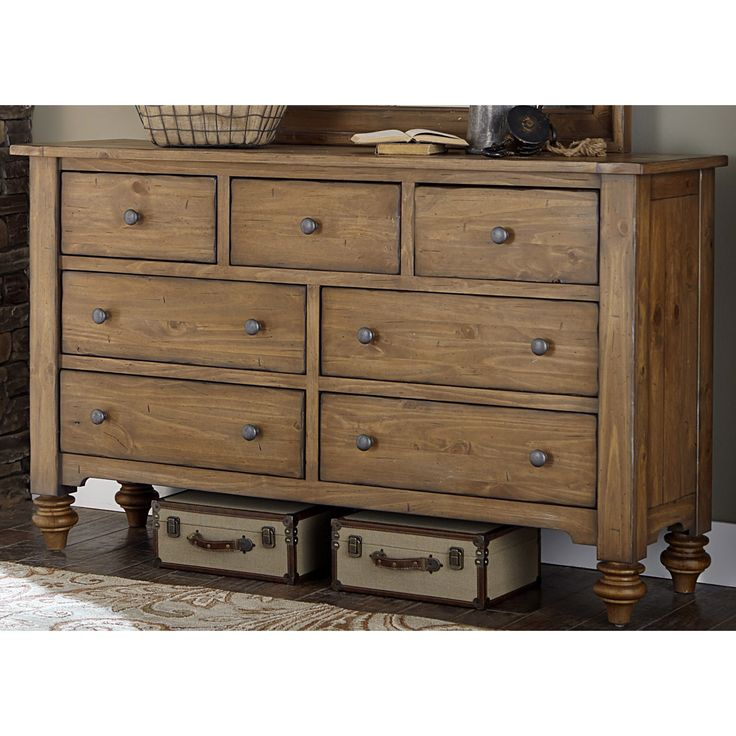 Solid Living by Liberty is a line of solid wood furniture that has a sense of history yet feels fresh and today. Create a comfortable, stylish room for…