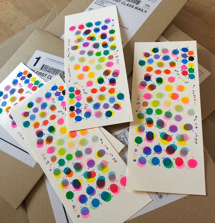 Riso Color Swatches Are All Packaged And Ready To Go