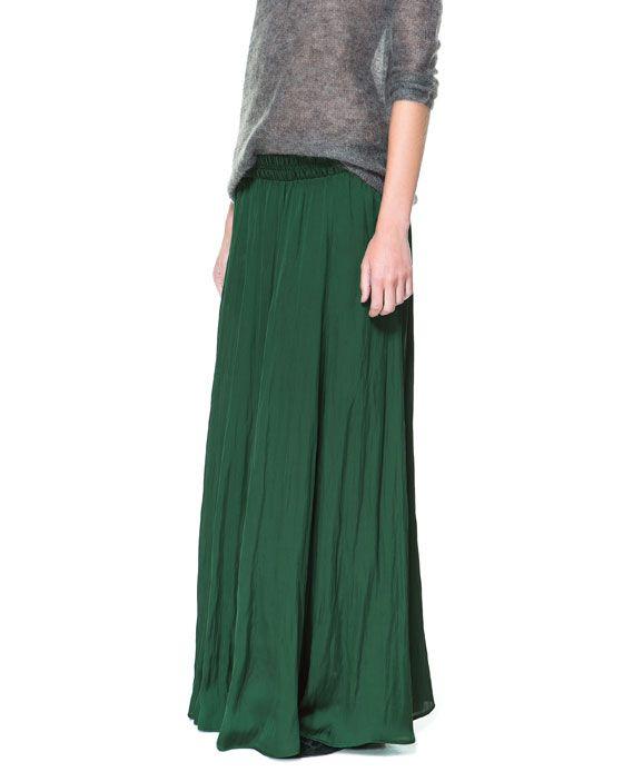 Long Flowy Skirt 73