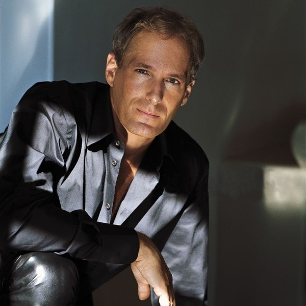 Michael Bolton on my iPod all day -Greatest Hits 1985-1995. A Love So Beautiful.  What a magnificent voice!! His voice is unique around the world I will love forever MB music and also his charisma...