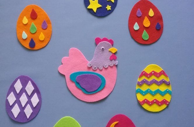 Hildy the Hen – Felt Board Magic