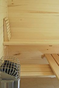 Sauna Construction Layouts and Plans for design ideas by Superior Sauna in Ashland WI