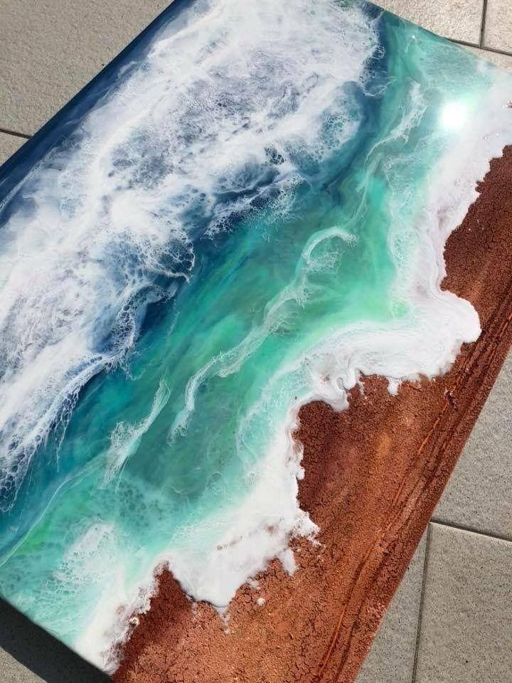 Ocean Sea Sands Epoxy Tabelle # Harz # Epoxy # Epoxyta … – # Epoxy # Epoxyta #…