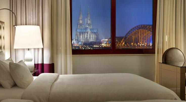 Hyatt Regency Köln, View (from property/room), Photo of the whole room