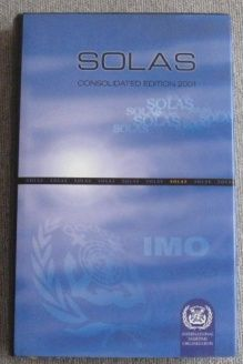 SOLAS  Consolidated Text of the International Convention for the Safety of Life at Sea, 978-9280151008, International Maritime Organization, International Maritime Organization