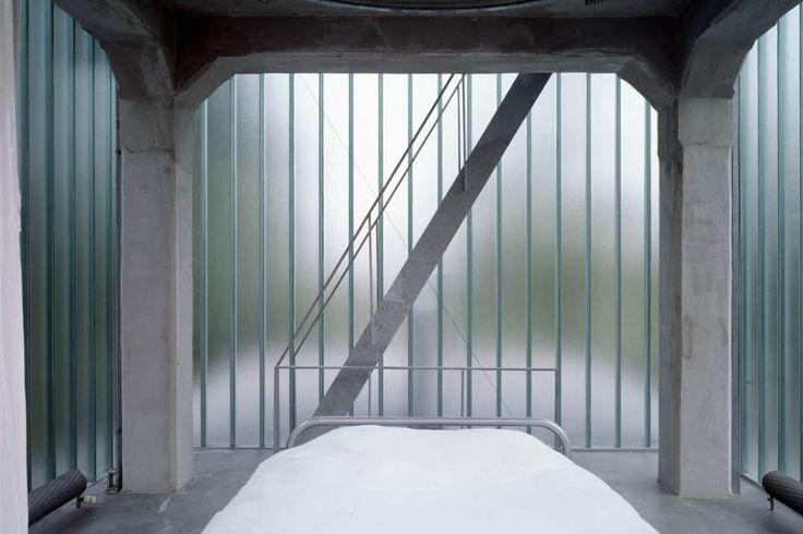 WATER TOWER - Crepain Binst Architecture - Brasschaat,Belgio